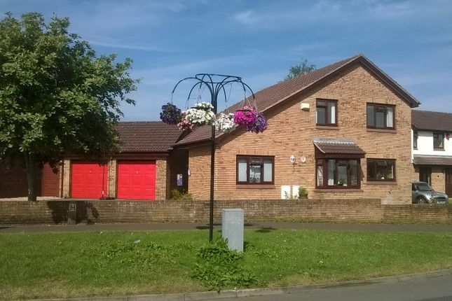 Thumbnail Detached house to rent in Nightingale Way, Midsomer Norton
