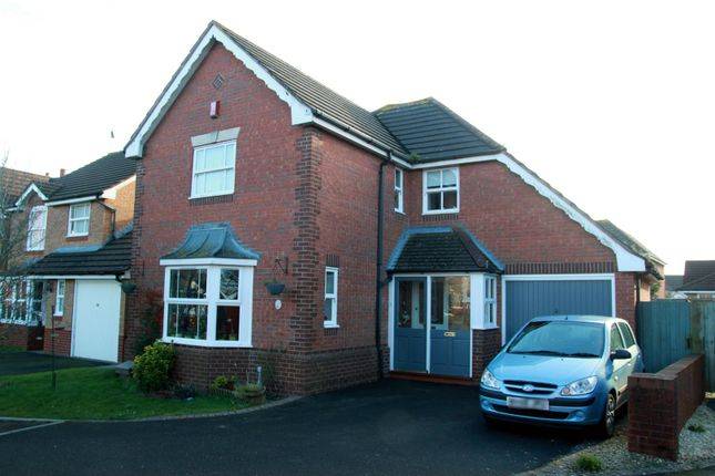 Thumbnail Detached house for sale in The Hedges, St. Georges, Weston-Super-Mare
