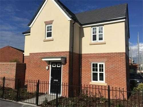Thumbnail Detached house for sale in Laird Street, Birkenhead, Wirral