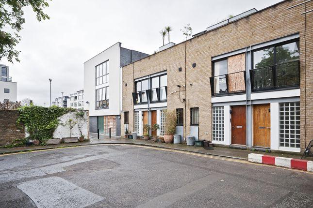 Thumbnail Terraced house to rent in Baldwin Terrace, London