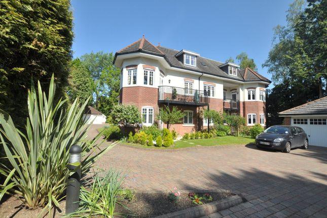 Thumbnail Flat to rent in Lustram Hall, 32 Golf Links Road, Ferndown