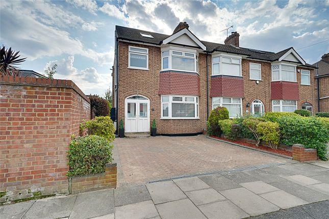 4 bed end terrace house for sale in Sennen Road, Enfield EN1
