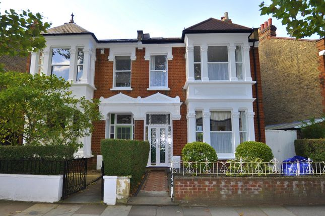 Thumbnail Semi-detached house for sale in Prebend Gardens, Chiswick