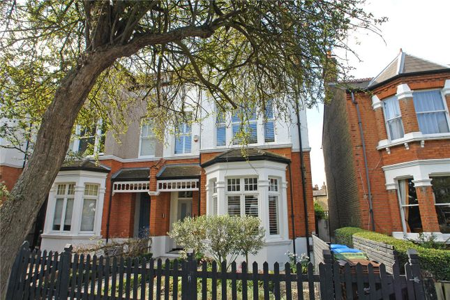 Thumbnail Semi-detached house to rent in Woodwarde Road, East Dulwich, London