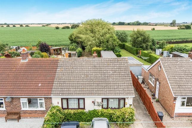 Thumbnail Semi-detached bungalow for sale in Everingtons Lane, Skegness
