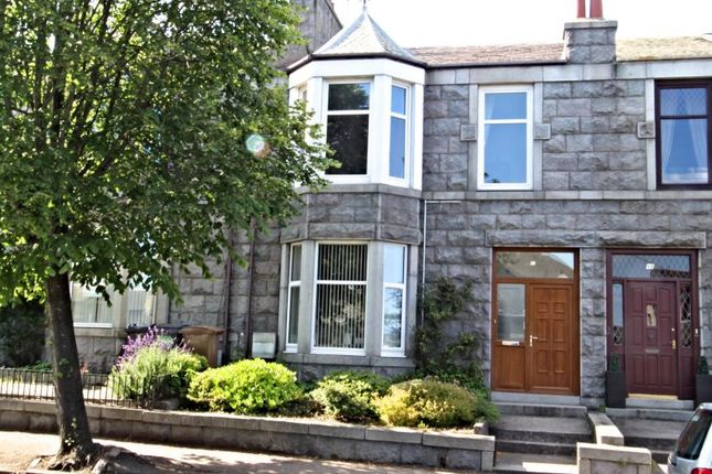 Thumbnail Flat for sale in Leslie Road, Aberdeen