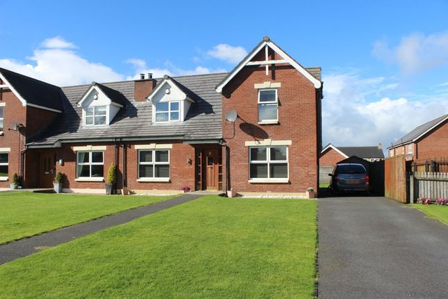 Thumbnail Semi-detached house for sale in Aylesbury Avenue, Newtownabbey