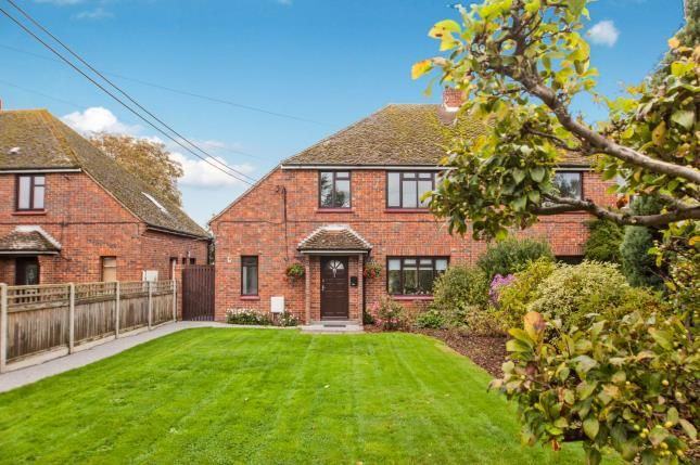 Thumbnail Semi-detached house for sale in Treasury View, Ickham, Canterbury, Kent