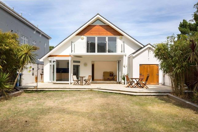 Thumbnail Detached house for sale in Brownsea Road, Sandbanks, Poole, Dorset