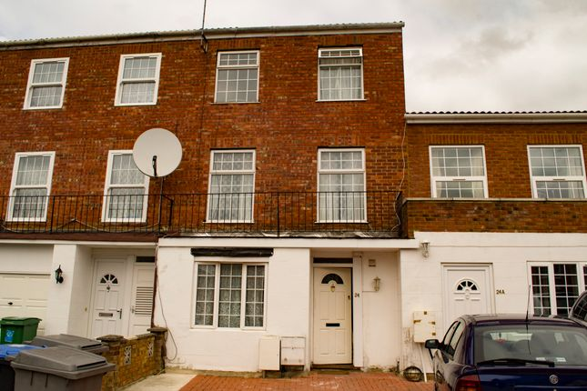 Thumbnail Terraced house to rent in Marloes Close, London