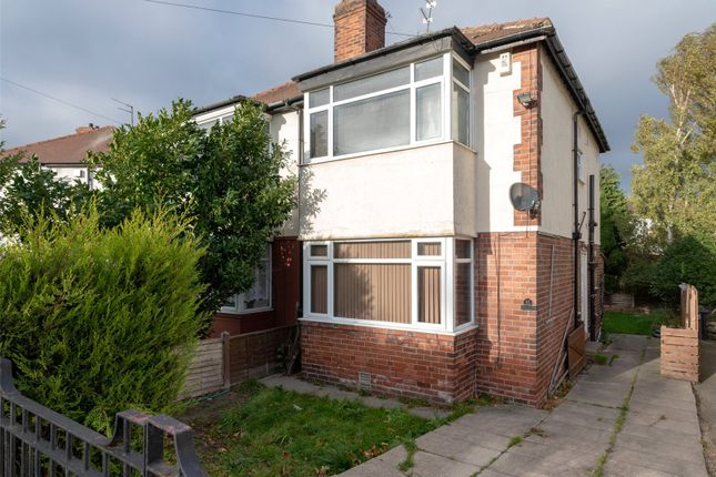 Thumbnail Semi-detached house to rent in Amberton Road, Oakwood, Leeds, West Yorkshire
