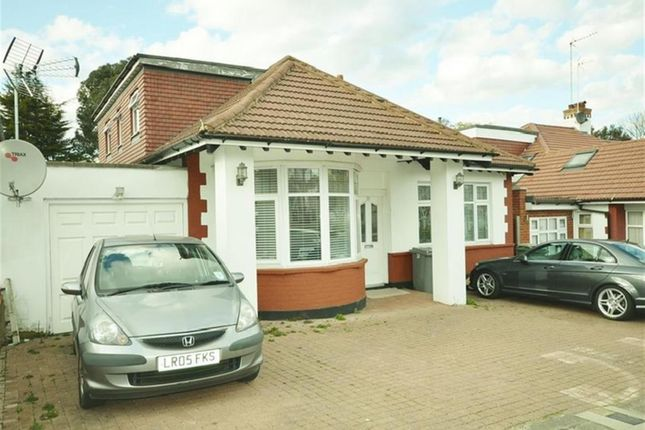 Thumbnail Bungalow for sale in Park Chase, Wembley, Middlesex