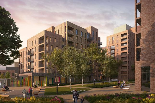 Thumbnail Flat for sale in Clarendon, Harringay