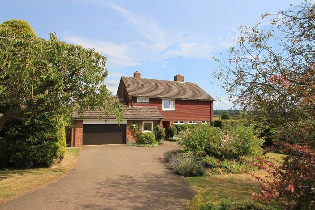 Thumbnail Detached house for sale in Church Close, Brenchley, Kent
