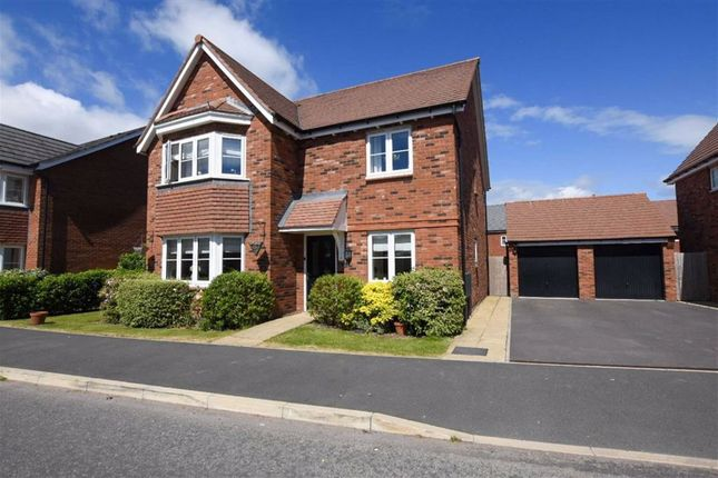 5 bed detached house for sale in Yardley Avenue, Moulton, Cheshire CW9