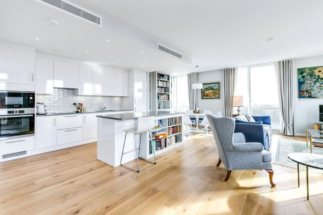 Thumbnail Flat for sale in Rowland Hill Street, Hampstead, London