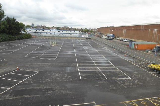 Thumbnail Land to let in Morden Wharf, Car Park, Tunnel Avenue, Greenwich, London
