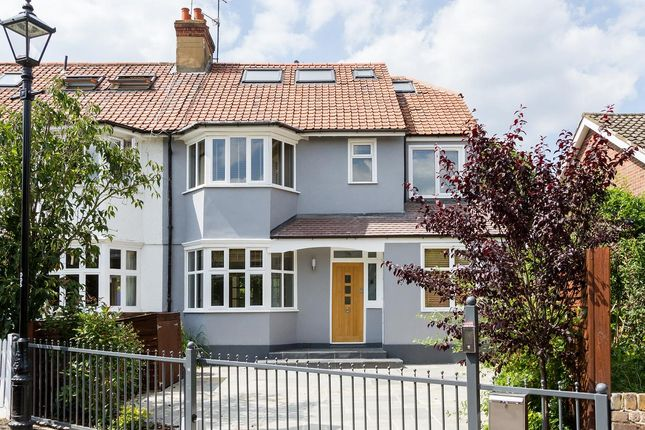 Thumbnail Semi-detached house to rent in Stanley Road, East Sheen, London