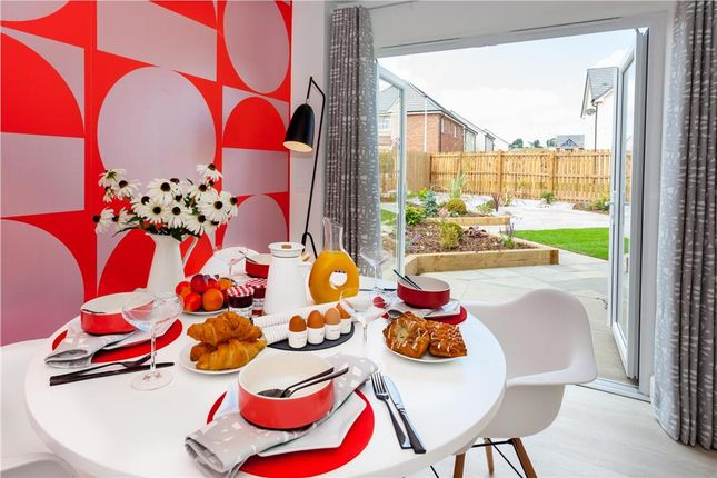 """3 bed mews house for sale in """"Munro Mid Terr"""" at Gilmerton Station Road, Edinburgh EH17"""