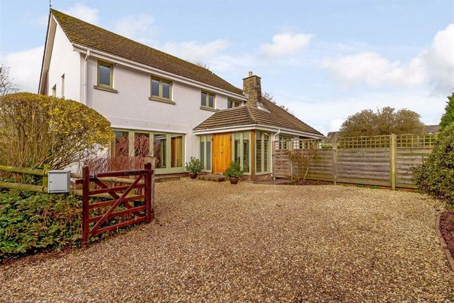 Thumbnail Detached house for sale in Llandenny, Usk, Monmouthshire