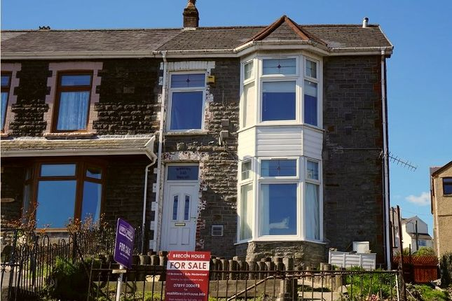 Thumbnail Terraced house for sale in Tylacelyn Road, Penygraig, Tonypandy