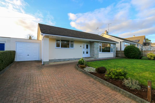 Thumbnail Detached bungalow for sale in Wallfield Road, Bovey Tracey, Newton Abbot