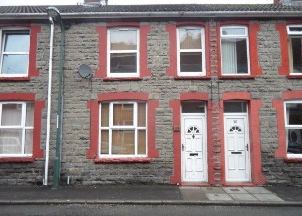 Thumbnail Terraced house for sale in Caefelin Street, Llanhilleth