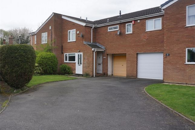 Thumbnail Terraced house for sale in Mount Pleasant Drive, Telford, Shropshire