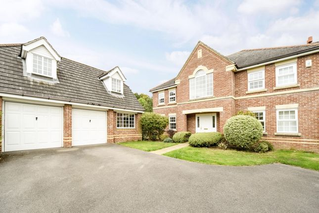 Thumbnail Detached house to rent in Spring Gardens, Wash Water, Newbury