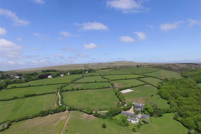 Thumbnail Commercial property for sale in Mary Tavy, Tavistock, Devon