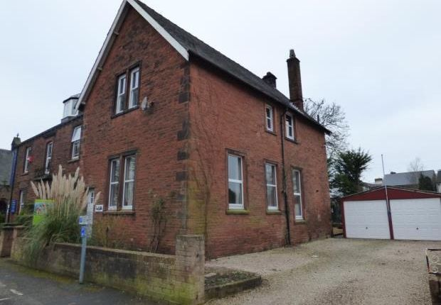 Thumbnail Semi-detached house for sale in East Gable, Graham Street, Penrith, Cumbria