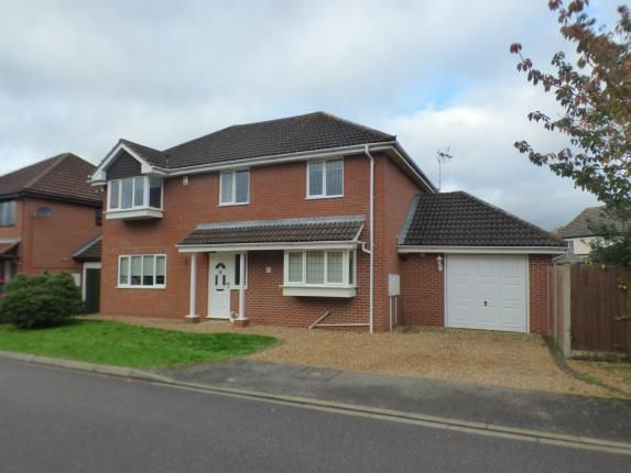 Thumbnail Detached house for sale in Highfields, Westoning, Bedford, Bedfordshire