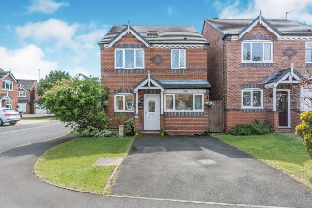 Thumbnail Detached house for sale in Osprey Road, Birmingham, West Midlands
