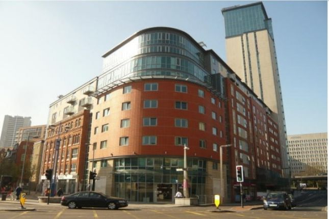 Thumbnail Flat to rent in Navigation Street, Birmingham, West-Midlands