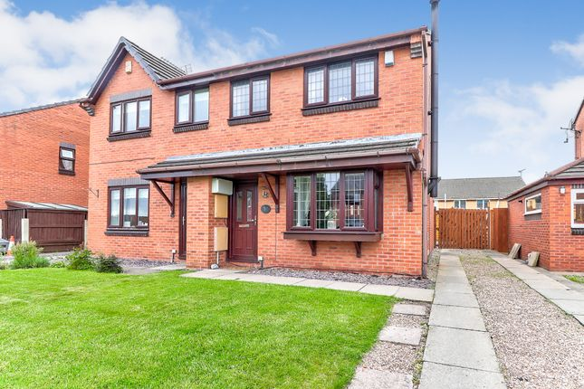 3 bed semi-detached house for sale in Lindale Close, Connah's Quay, Deeside CH5