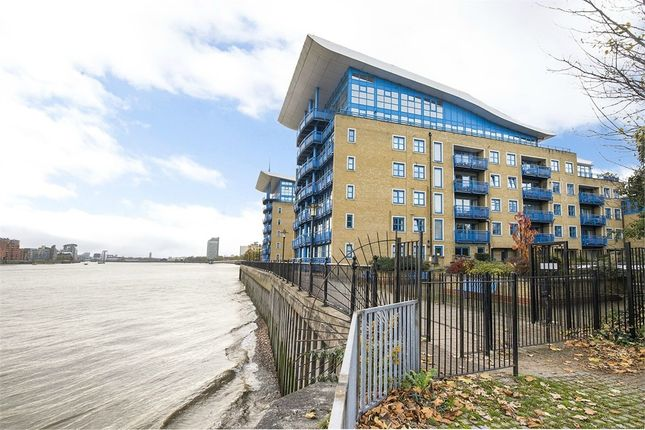 Thumbnail Flat for sale in Somerville Point, 305 Rotherhithe Street, London