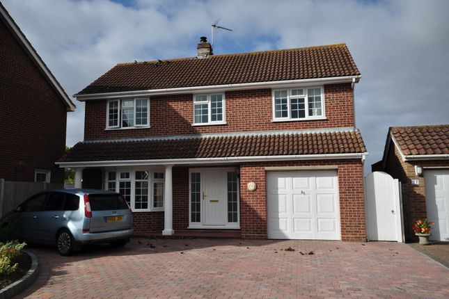 Thumbnail Detached house for sale in Ashes Close, Walton-On-The-Naze