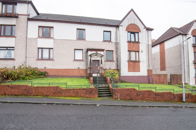 Thumbnail Flat for sale in Poplar Street, Greenock Inverclyde
