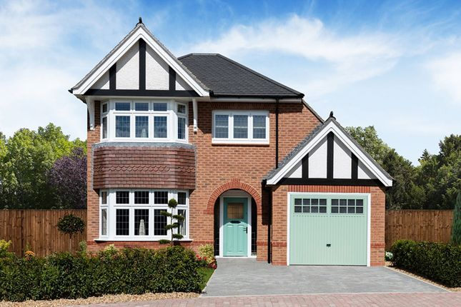"Thumbnail Detached house for sale in ""Worcester"" at Chester Lane, Saighton, Chester"