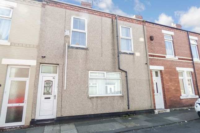 Thumbnail Terraced house for sale in Sidney Street, Blyth