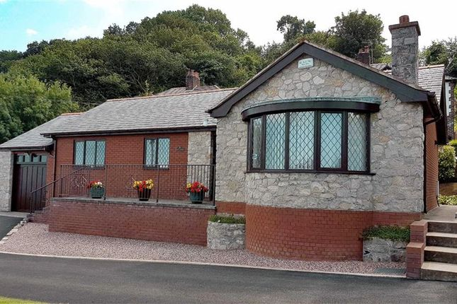 Thumbnail Detached bungalow for sale in Holway Road, Holywell, Flintshire