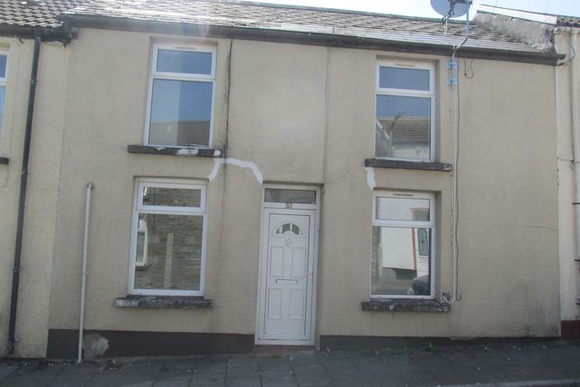 Thumbnail Terraced house for sale in Ynysllwyd Street, Aberdare