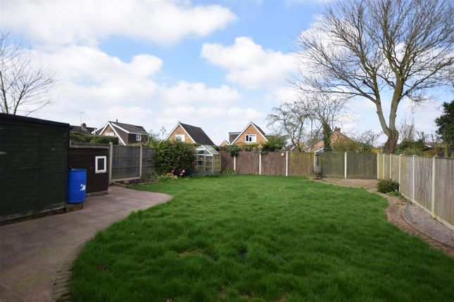 Thumbnail Detached bungalow for sale in Mill Road, Blofield, Norwich