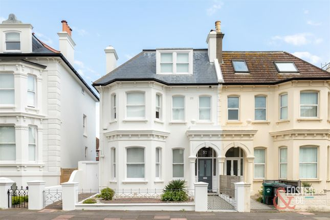 Thumbnail Semi-detached house for sale in Westbourne Villas, Hove