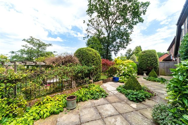 Garden of Catesby Gardens, Yateley, Hampshire GU46