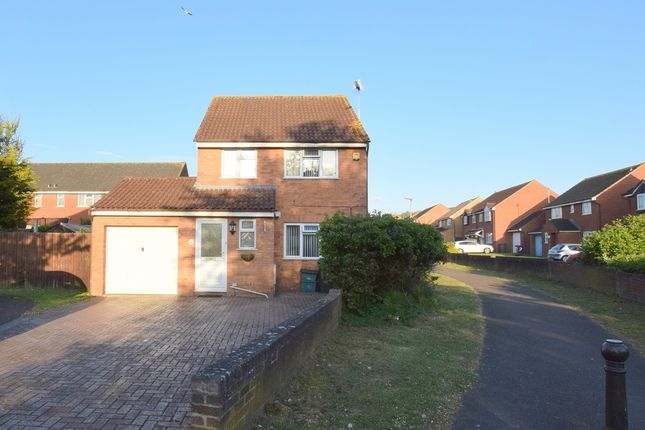 Thumbnail Detached house for sale in Harvey Close, Podsmead, Gloucester, Gloucestershire
