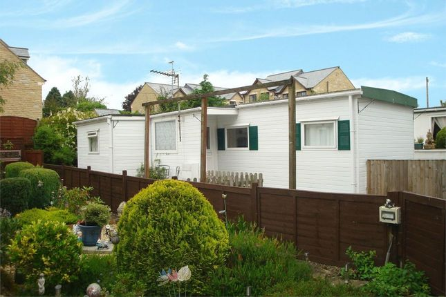 Thumbnail Mobile/park home for sale in Manor House Caravan Site, Flockton, Wakefield, West Yorkshire