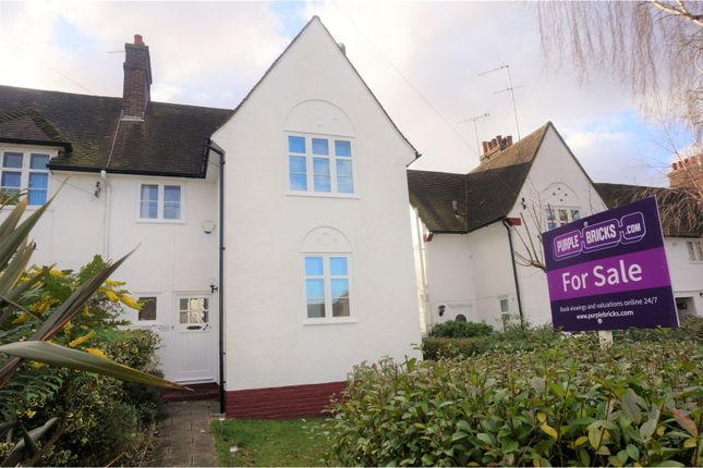 2 bed semi-detached house for sale in Wordsworth Walk, Golders Green