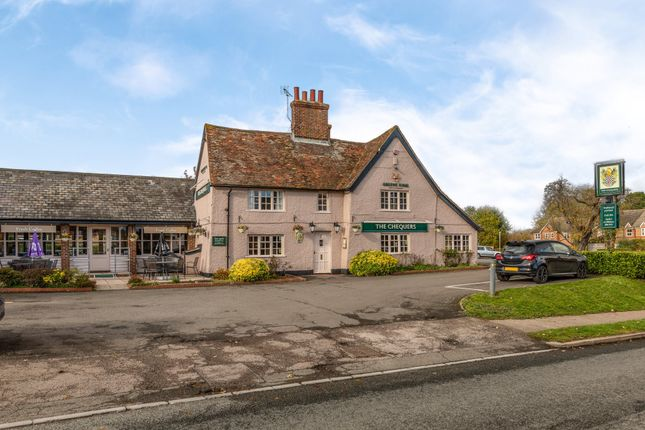 The Chequers Pub of The Mixies, Stotfold, Hitchin, Herts SG5