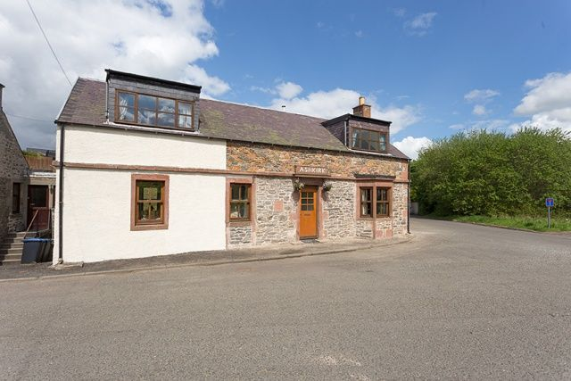 Thumbnail Detached house for sale in Ashkirk, Selkirk, Borders
